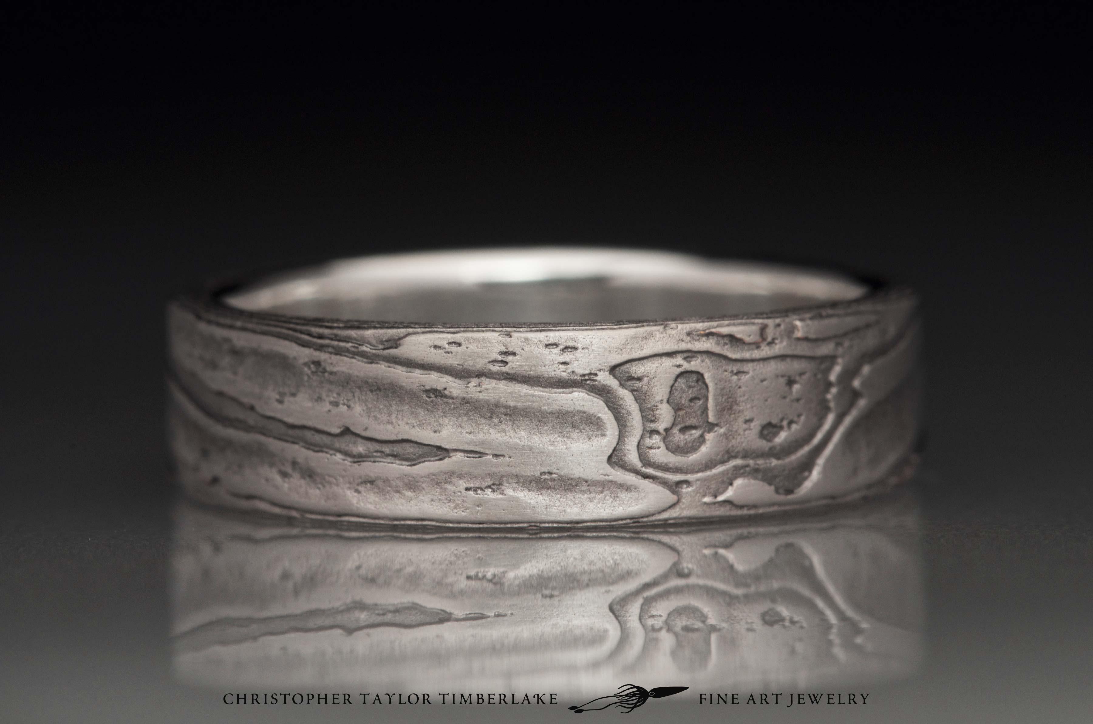 Mokumé-Mokume-Gane-Ring-nickel-plated-II-2