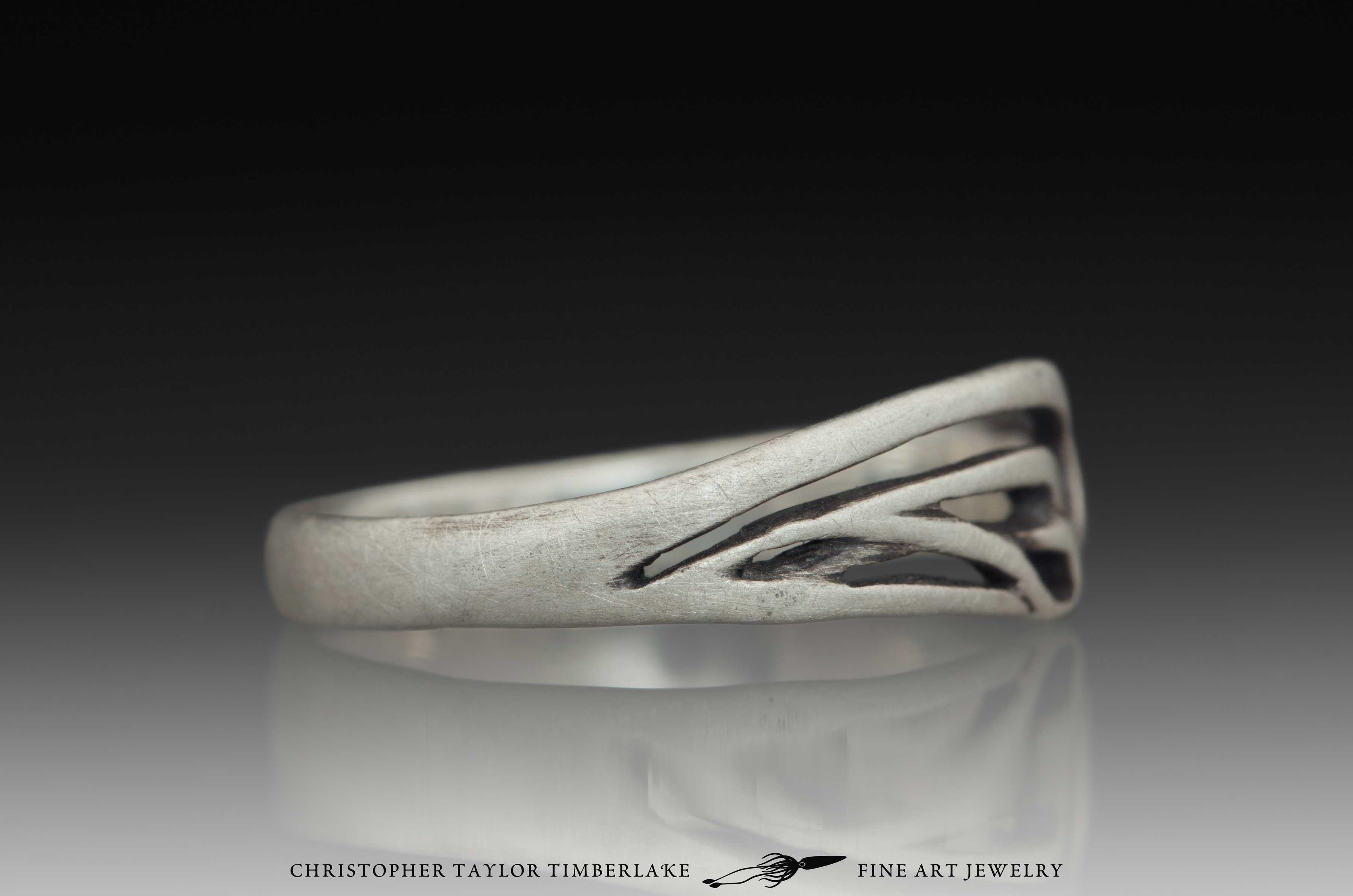 Sterling-Silver-cast-pierced-nouveau-ring-2