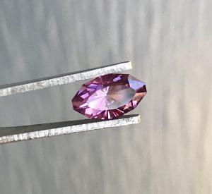 garnet - loose pink pyrope garnet gemstone